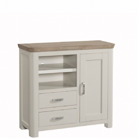 Treviso Painted Media Unit
